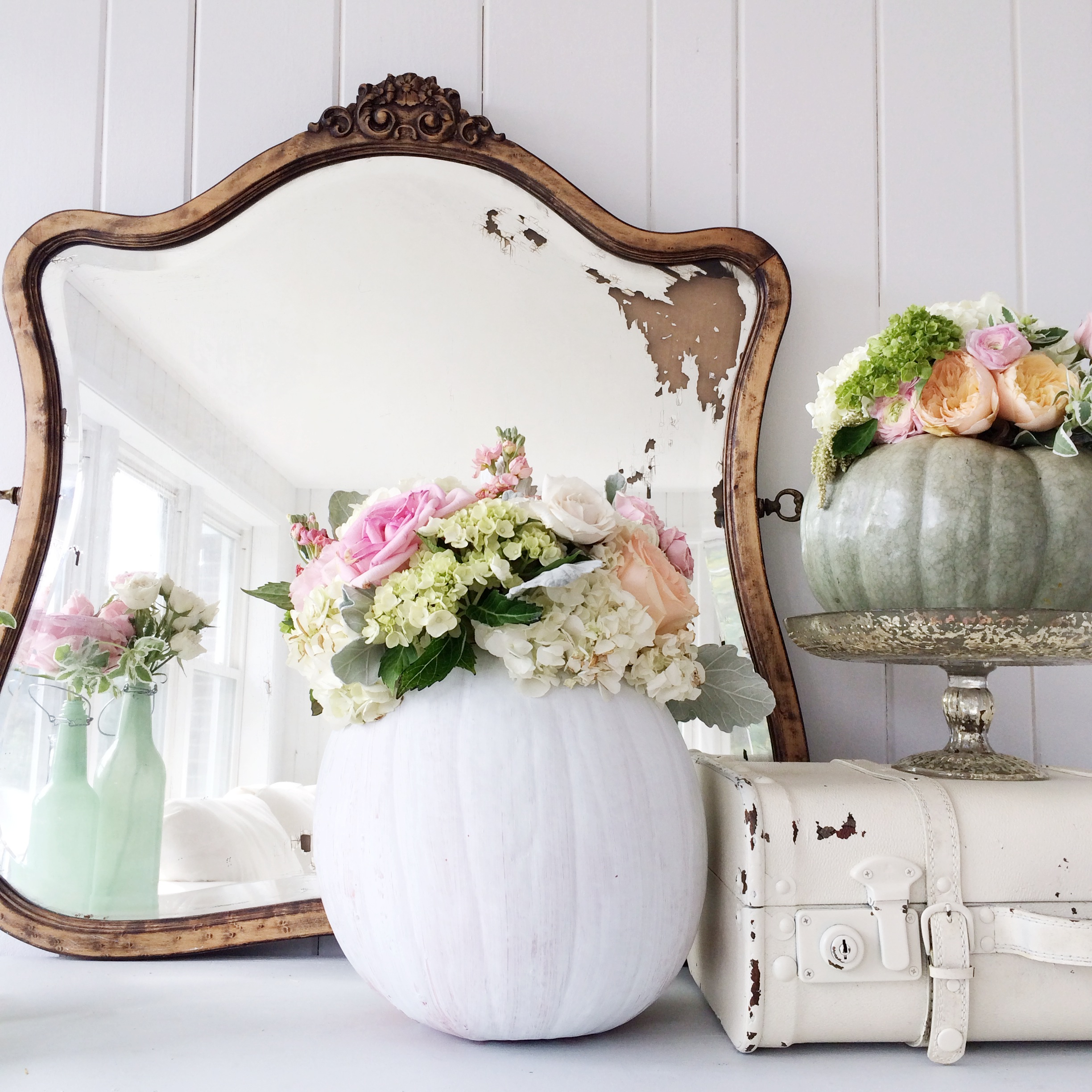 Surprisingly simple yet absolutely lovely pumpkin DIY at Aedriel.com