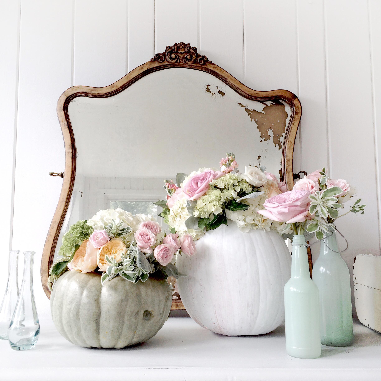 Simple romantic fall DIY at Aedriel.com