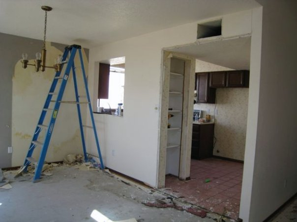 Before & After Aedriel Moxley House Tour : Kitchen Reno