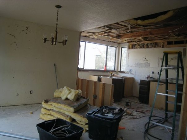 Before & After Aedriel Moxley House Tour Kitchen Reno