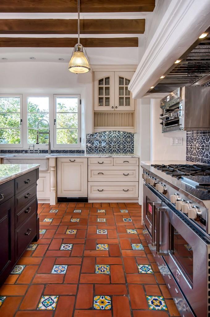 Spanish Inspired Kitchens -