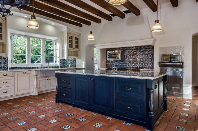 Spanish Inspired Kitchens - Aedriel | distinctive design ...