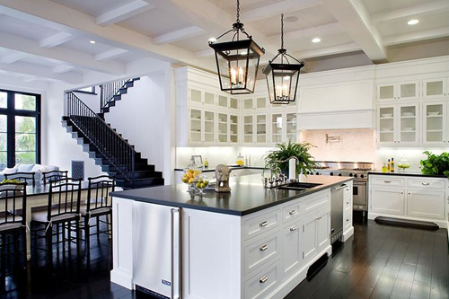 Traditional-Transitional Kitchens