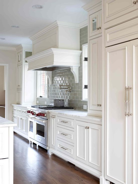 Kitchen Envy : Design Ideas For White Kitchens