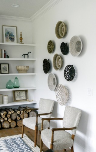 Modern Farmhouse Living Room Aedriel Moxley