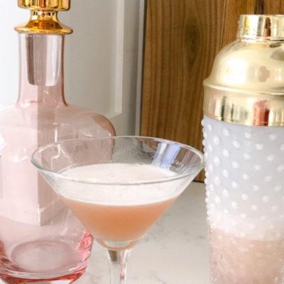 French Martini Recipe