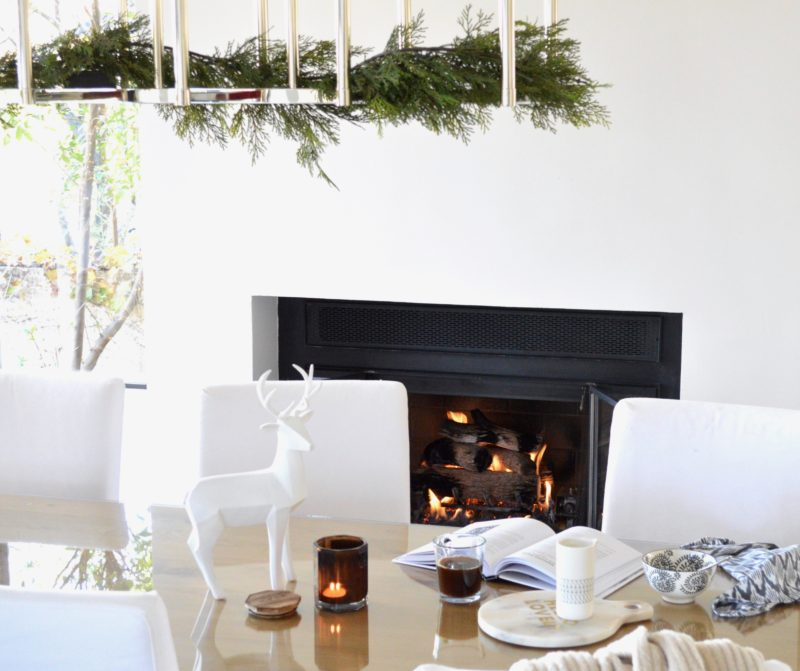calm cozy christmas home tour