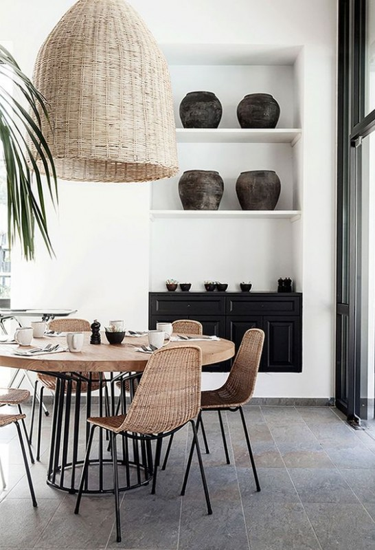 Deisgn Trends 2018 Woven Elements Chairs